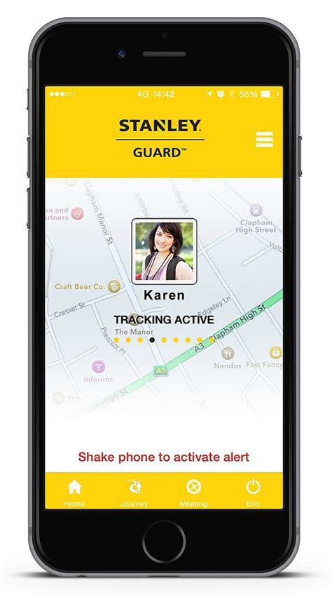 stanley today stanley guard response app security today