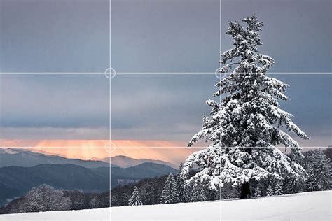 Landscape Photography Rule Of Thirds March 2013 Ng