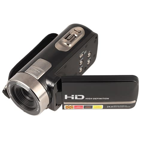 digital zoom digital camcorder lcd touch screen dv 1080p