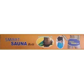 Promo Sabuk Pemanas Belt Magnetic Sauna Belt smart sauna slimness belt mrp rs 2499 on discount
