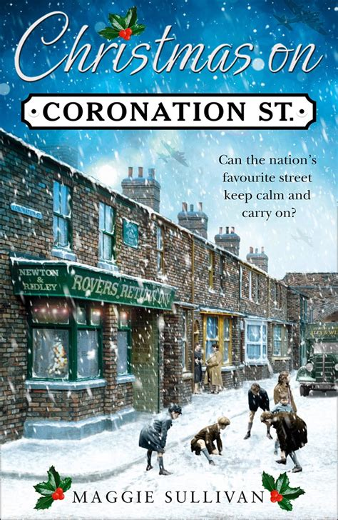 Win Books On Corrieblog by Coronation New Pic Revealed Of