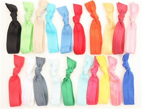 Fabric Hair Band hair tie grab bag 15 hair band gift set emi