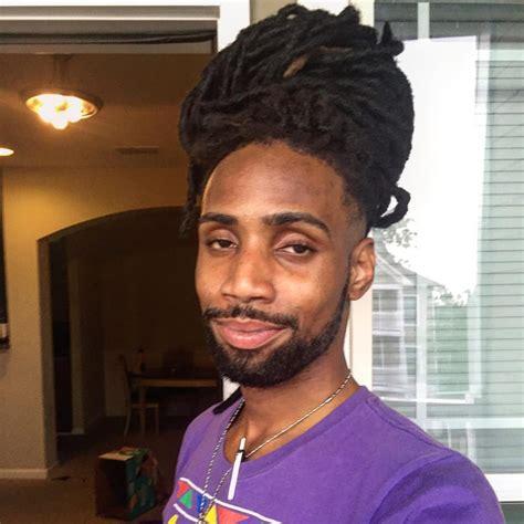 black mens hairstyles with tinted black men haircuts 40 best black men long hairstyles