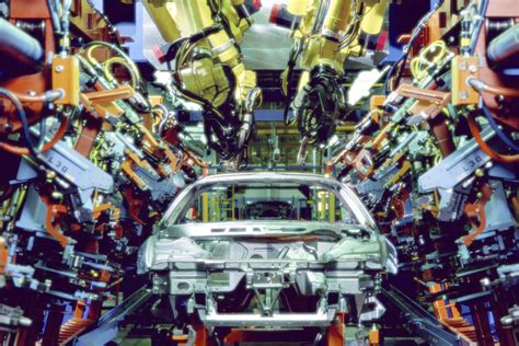 bmw usa manufacturing plants with automotive leading the way u s manufacturing