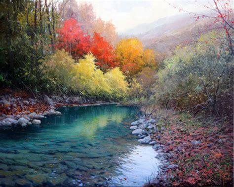 imagenes de paisajes impresionistas imagenes de paisajes para pintar al oleo imagui