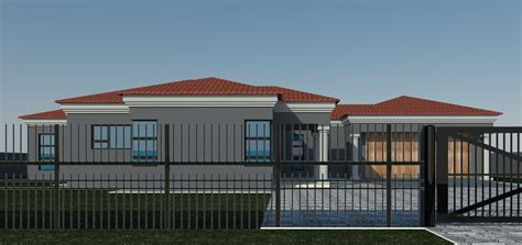 5 bedroom house plan in south africa modern house