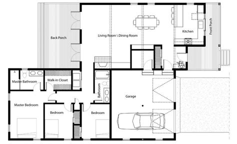 awesome sustainable home plans 5 green home floor plans smalltowndjs com