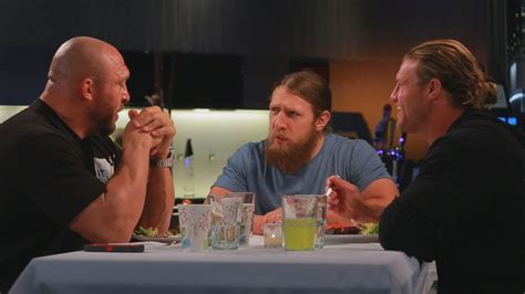 wwe table for 3 wwe network daniel bryan reveals why he didn t want to
