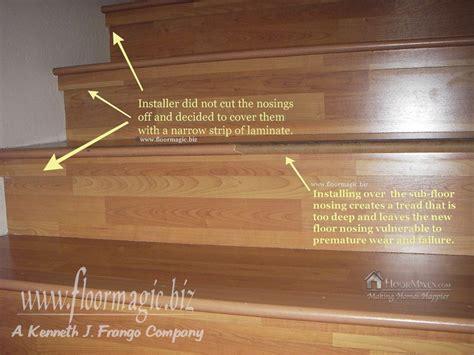 REMOVING STAIR NOSING   FLOORMAVEN.COMFLOOR INSTALLATION