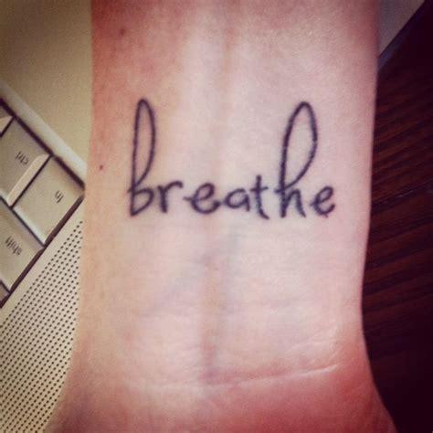 wrist tattoo experience 42 best breathe images on breathe tattoos