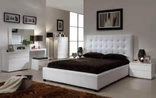 Designer Bedroom Furniture Sets Quality Leather Designer Furniture Collection With Extra