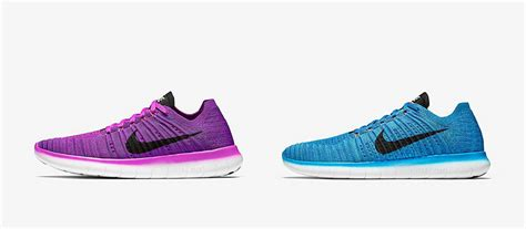 Nike Free Running 04 strong is the new con le nuove nike free rn flyknit