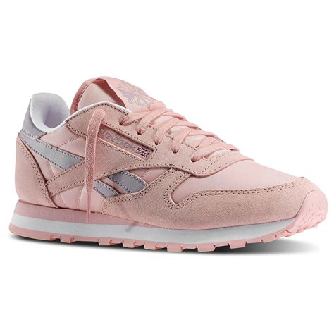 light pink reebok classics reebok classic leather seasonal i pink reebok us