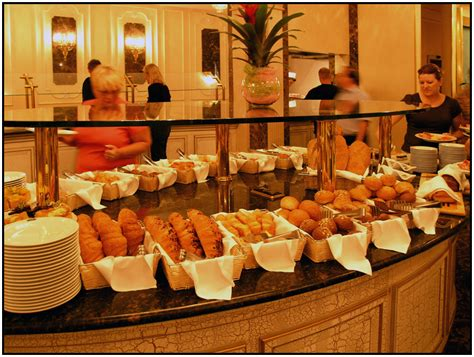 banquet buffet layout travel europe russia moscow golden ring hotel
