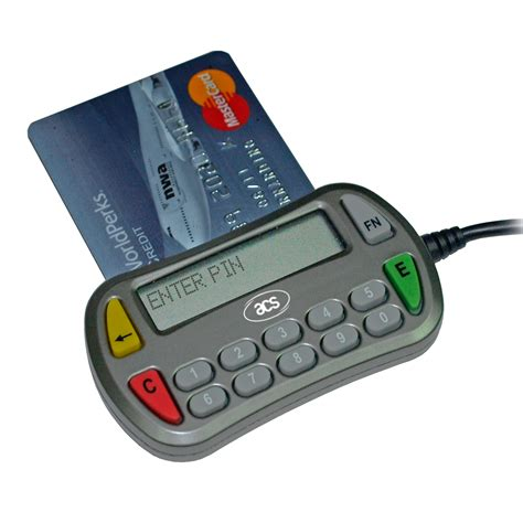 card reader for smart card reader acr83 pineasy pin pad reader acs