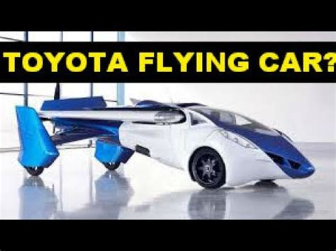 2020 Toyota Flying Car by Toyota Flying Car Patent Beta Test Ready For Olympic 2020