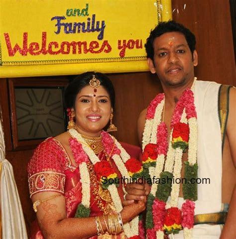 actresses marriage photos actress sanghavi wedding photos south india fashion
