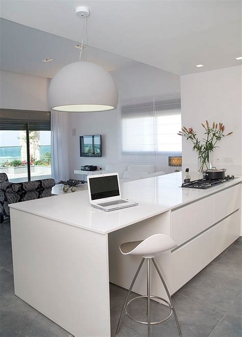Kitchen Desk Turned Bar 10 Trendy Bar And Counter Stools To Complete Your Modern