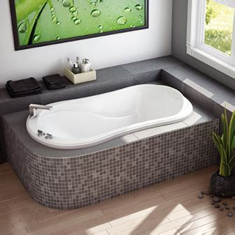 maax com bathtubs maax bath tub vichy 6034 bliss bath kitchen