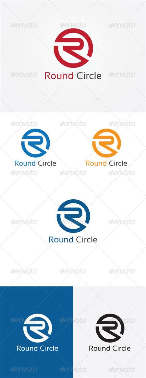Memo Template Graphicriver r letter circle logo graphicriver r letter logo template