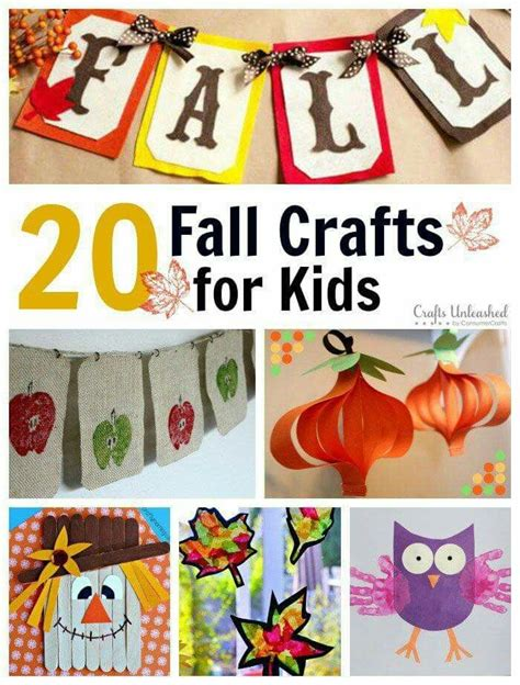 cool fall crafts for some cool ideas for kiddies of all ages craftycrafty