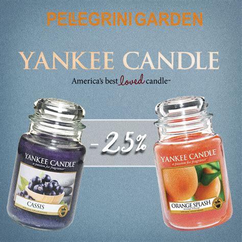 candele yankee candle italia yankee candle profuma la tua estate pellegrini garden