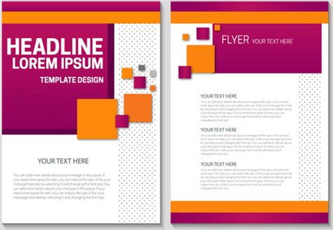 graphic flyer templates flyer background design free vector 44 031 free