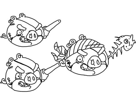 angry birds pirate coloring pages 82 coloring pages angry birds pigs 1600 in peppa