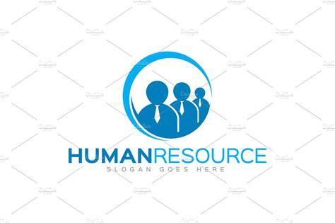 design resources human resource logo logo templates creative market