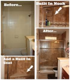 livelovediy diy bathroom remodel on a budget 28 diy shower remodel awesome house do it yourself