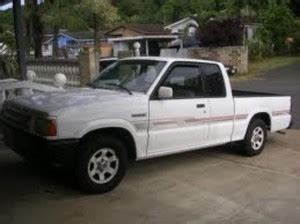 1992 mazda pickup trucks b series technical service repair manual carservice
