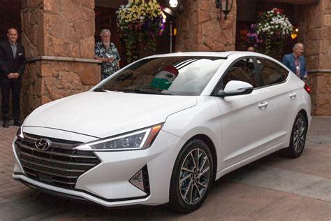 2019 Hyundai Elantra by 2019 Hyundai Elantra Debuts Compact Car Adds Safety Tech