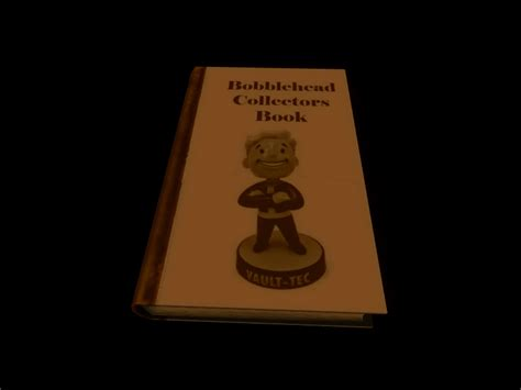 bobblehead in megaton bobblehead collectors book at fallout3 nexus mods and