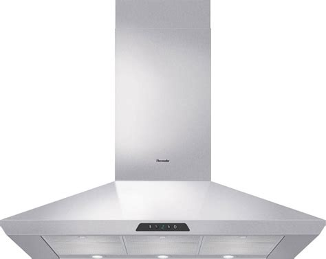 thermador vent hood light bulb thermador hmcb42fs wall mount chimney range hood with 600