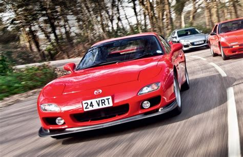 Mazda Rx Series by Mazda Rx Series And Wankel Rotary Engine