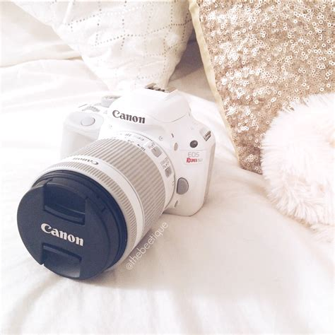 Kamera Canon Rebel Sl1 the beetique my white dslr canon eos rebel sl1