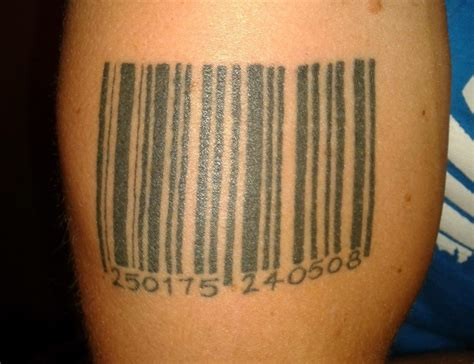 barcode tattoo youtube 100 31 different barcode tattoo ideas karma tattoo