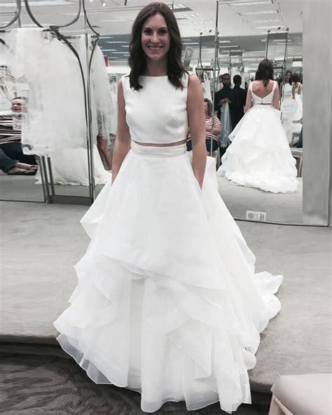 2 piece wedding dresses wedding dress 2016 wedding dresses