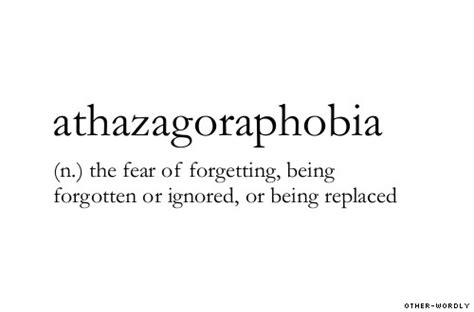 other words for comfortable lost fear fears not good enough forgotten replaced