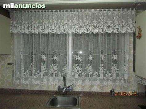 cortinas de cocina confeccionadas mil anuncios cortinas para ventana de cocina