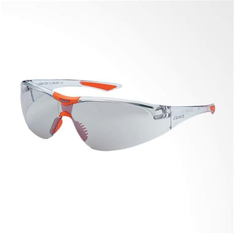 Kacamata Safety Ky 734 jual king s kacamata safety mirror clear ky 8813 harga kualitas terjamin blibli