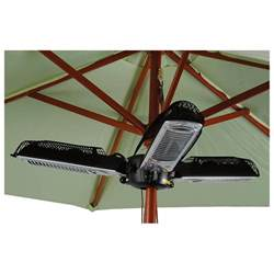 Patio Umbrella Heater Outdoor Electric Umbrella Heater 420811 Patio Umbrellas At Sportsman S Guide