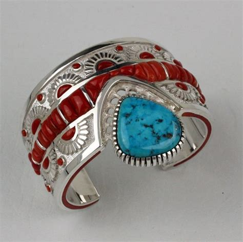Tali Tas Ring Flower End Turquoise 25 best images about bracelet american indian jewelry on home toms and