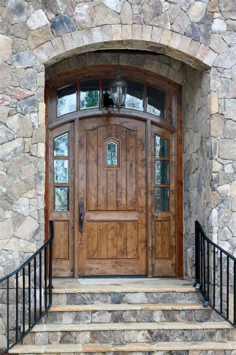 1000 images about arched top doors on stains