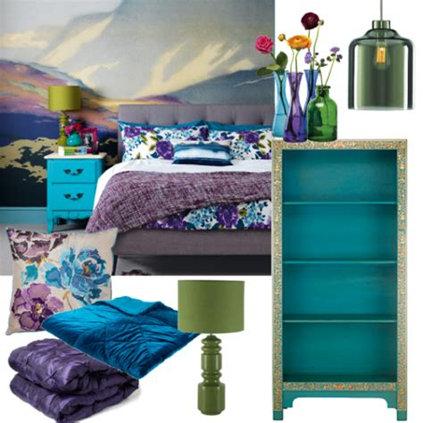 purple and blue bedroom purple and blue bedrooms