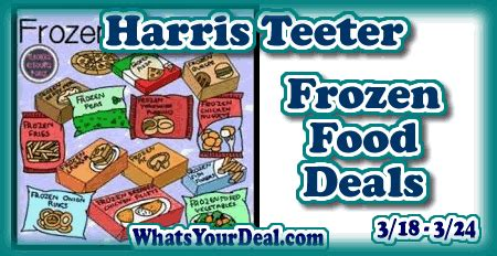 printable grocery coupons for harris teeter frozen food deals harris teeter thru 12 13 grocery