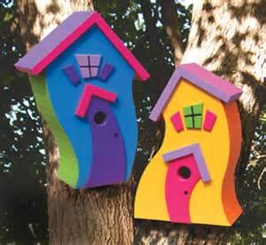 Birdhouse wood patterns whimsical birdhouse wood plan