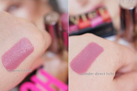 Decay Vice Lipstick Violate Preloved decay vice lipstick violate swatches review