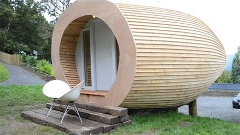pod tiny house glam pod is england s backyard tiny house