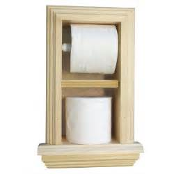 recessed toilet paper holder with shelf wg wood products recessed toilet paper holder reviews wayfair